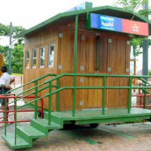 Kiosco vagon