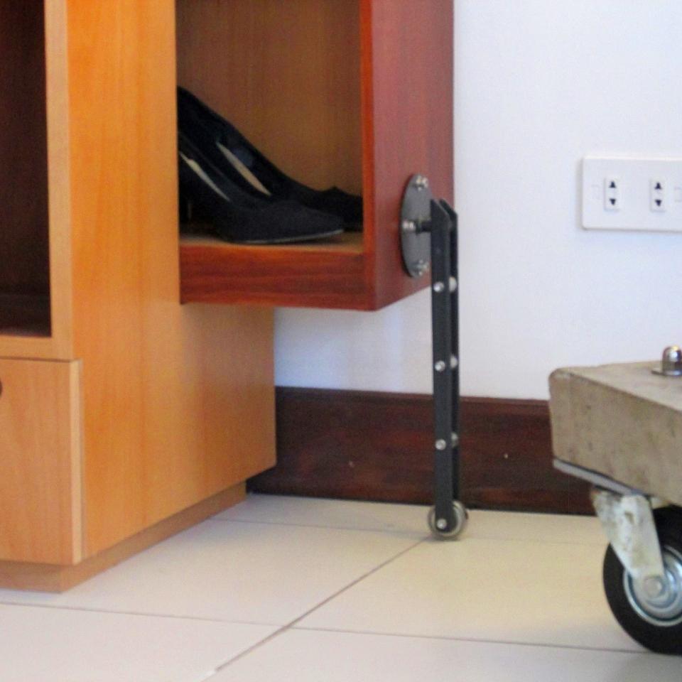 Detalle herraje, Diseño de muebles hogar y oficina ecuador