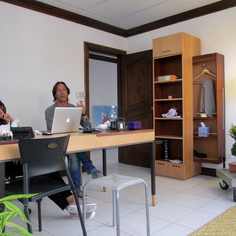 Oficina 1. Diseño muebles ecuador hogar y oficina